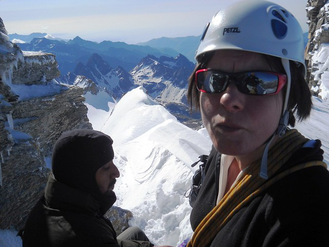 Gran Paridiso summit 4061m