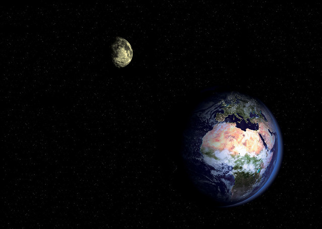 Facts about the Earth Earth and the Moon