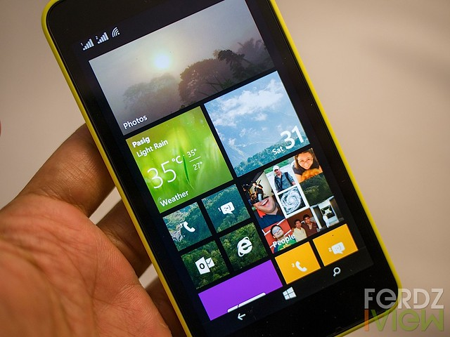 Windows Phone 8.1 on release