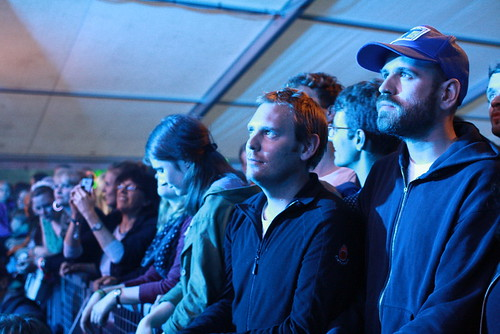 Future Islands, Publikum