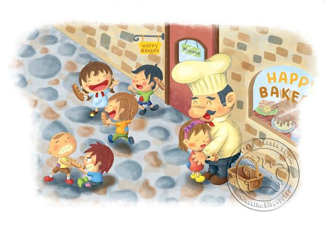 "TU Kids #39 ""麵包裡的秘密"" - 2010"