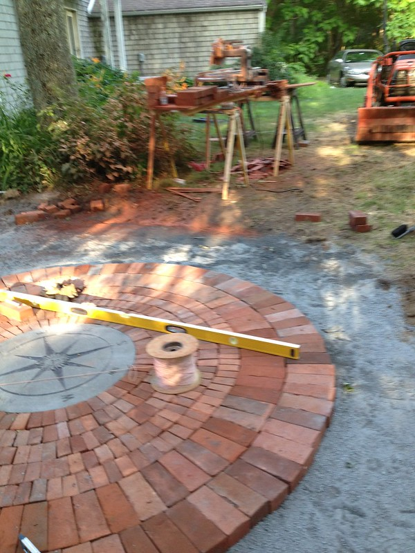 New Patio, Day 4