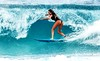 Him cum Surf style bikini top