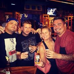 Bar crawl with the homies in Orlando 😈😏 #DJSIN #ChicagoDJ #djlife #thegoodlife #igaddict #drink #loveit #GO #iphonephotography #instalike #instagood #beer #doubletap #hot #TFLers #photoofthedah #amazing #picoftheday #Cool #instadaily #in