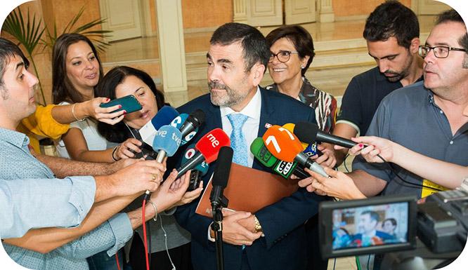 López pide que se escuchen las razones que avalan la biprovincialidad