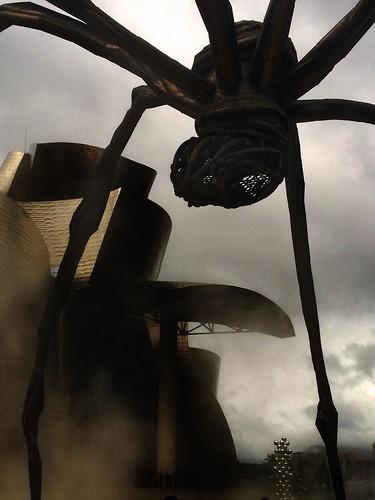 Fog Spider