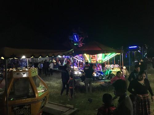 グアテマラの遊園地
