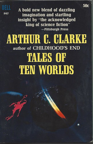 Tales of The Worlds - Arthur C. Clarke