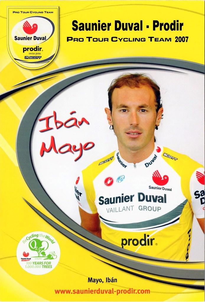 Iban Mayo - Saunier Duval Prodir 2007