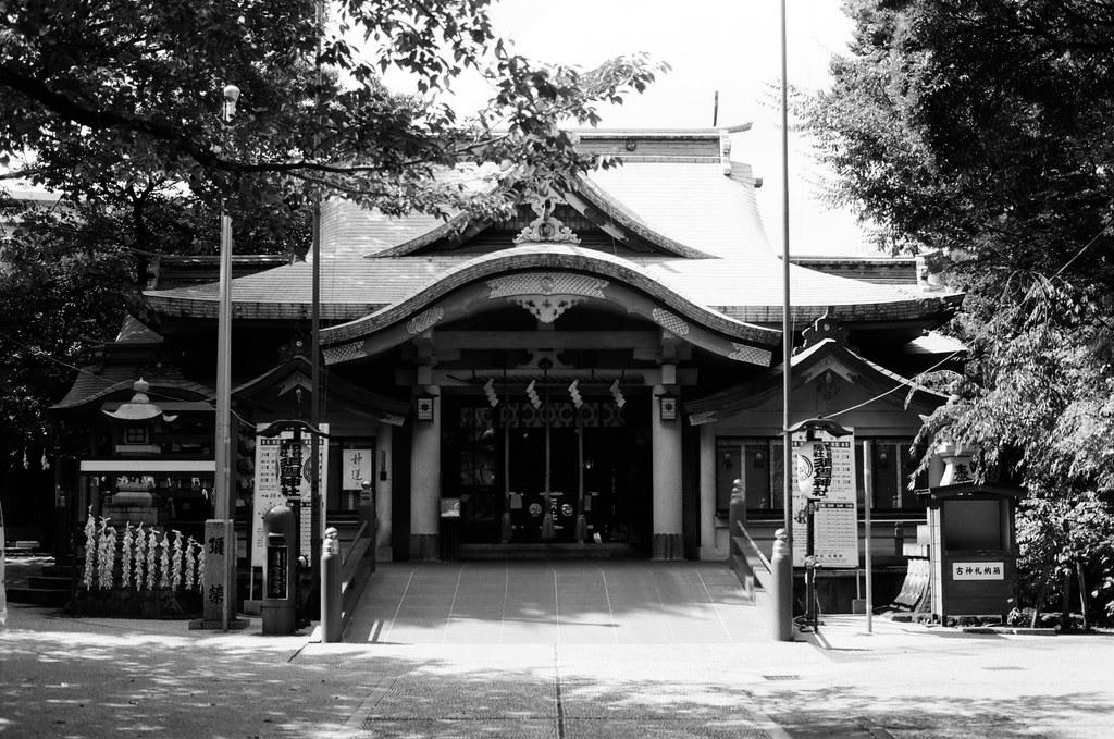 Suga jinja shrine