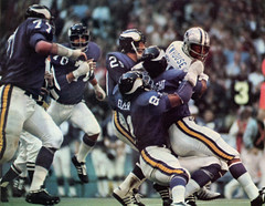 1973 NFC Championship  Minnesota Vikings @ Dallas Cowboys