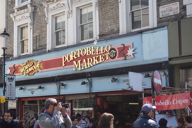 Portobello Road Wares
