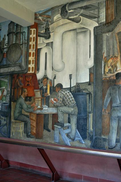 9064849514 1baa975e79 for Coit tower mural