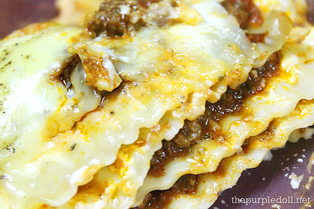 House of Lasagna Beef Lasagna