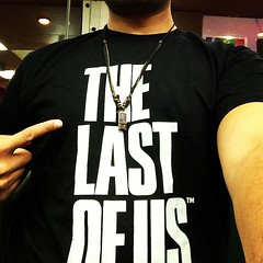 Starting off this morning with a bit of #TheLastOfUs multiplayer. Reppin' @Naughty_Dog.
