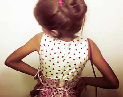 تصويري للطفلة حنان إقبال
