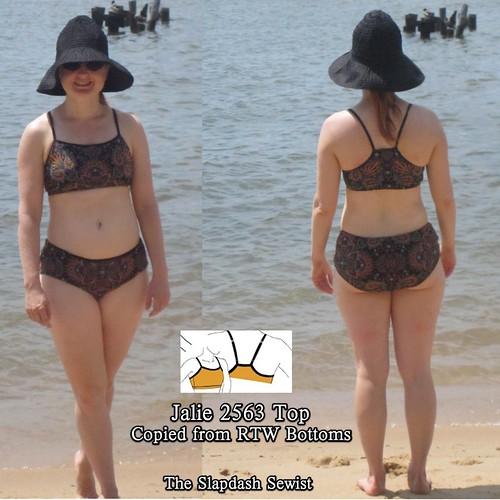 Best bikini for muffin top