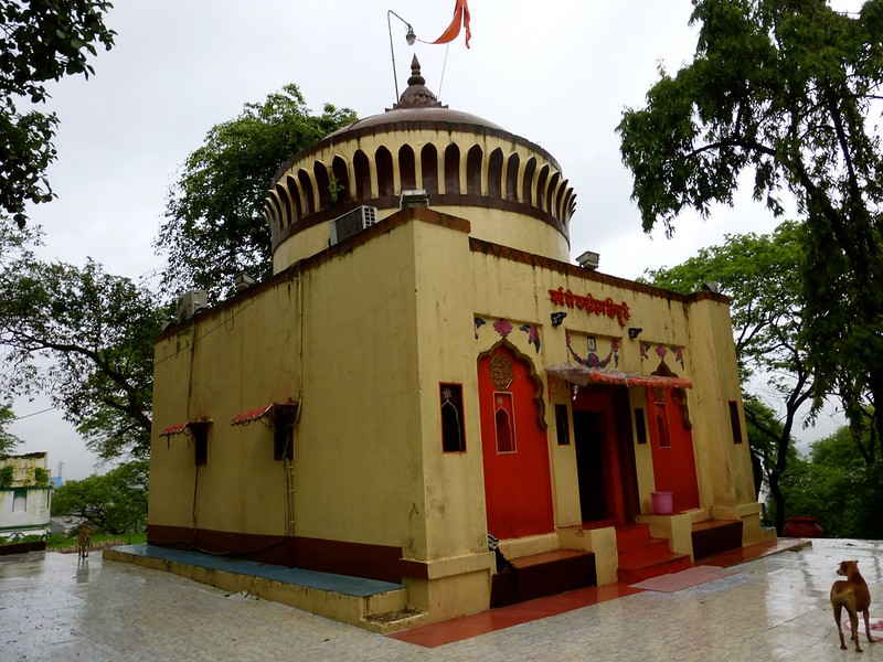 Durgadi Fort - Durga Temple