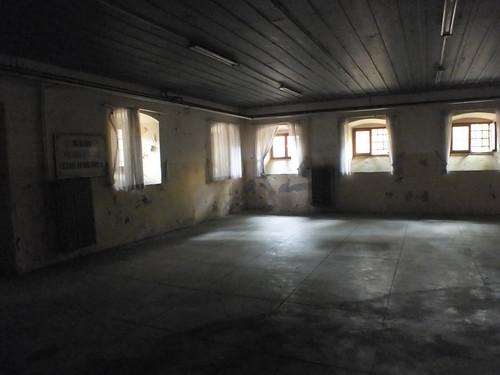 Görög iskola kísérteties alagsora