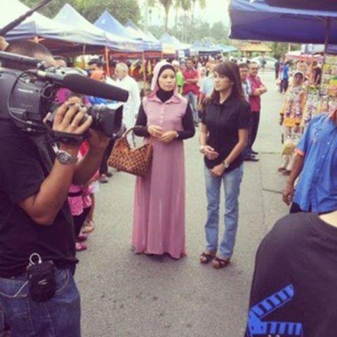 episod bersama Nur Albaniah