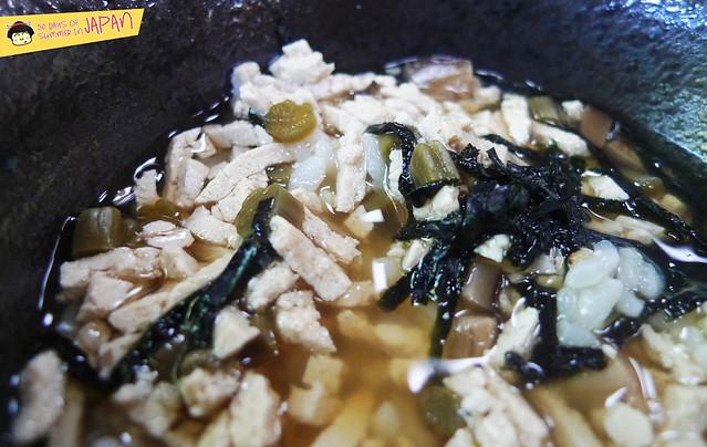 SASANOYUKI - tofu restaurant - uzumi tofu 3