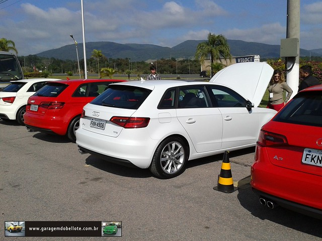 Lançamento - Audi A3 Sportback