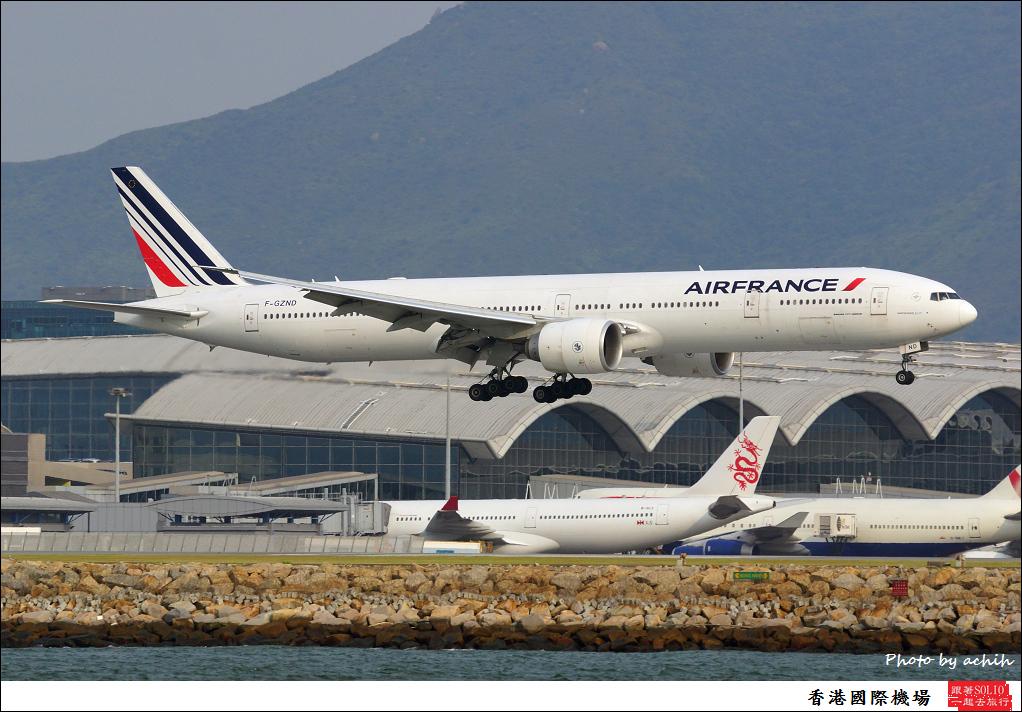 Air France F-GZND