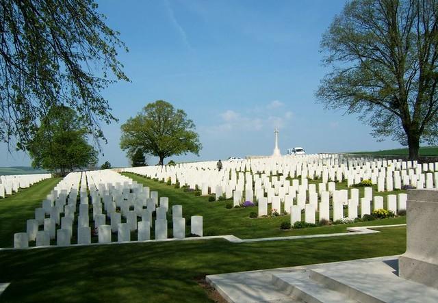 Marfaux British Cemetery 2