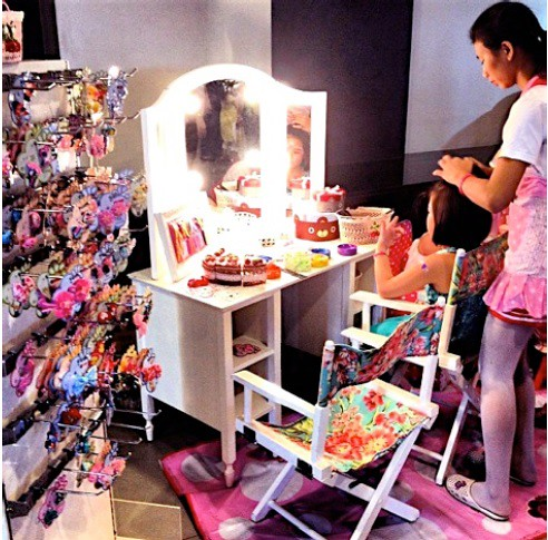pinkbox kiddie salon