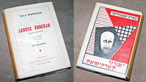 Janusz Korczak Biography - Yiddish