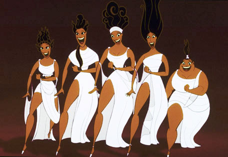 The Muses (Hercules)