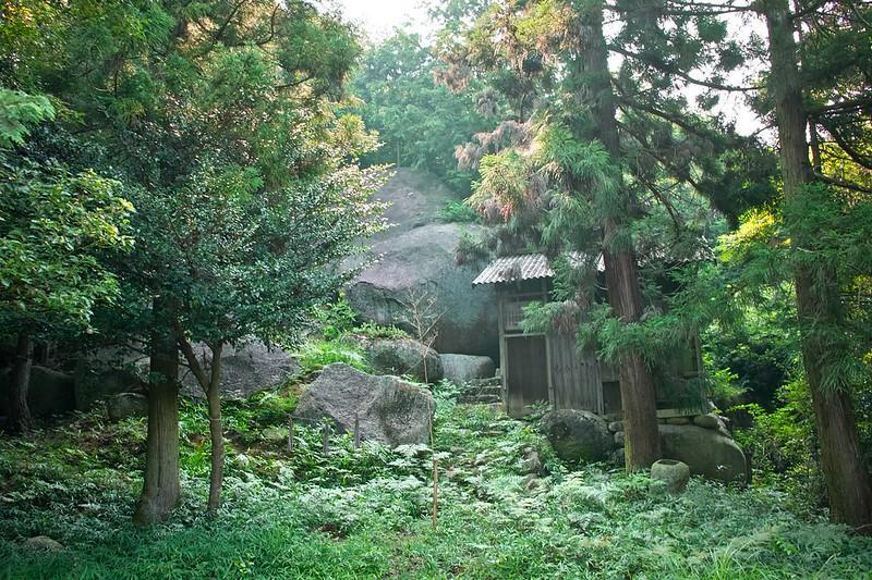大石箱畳神社 #3