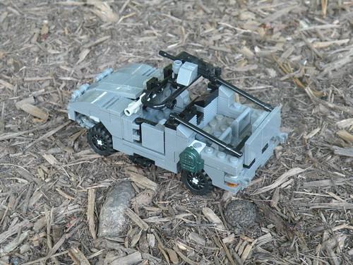 Iveco/IMV M-91 Hades Light Multirole Vehicle