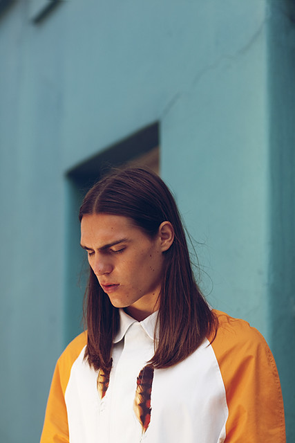 Travis in Agi & Sam for Topmans