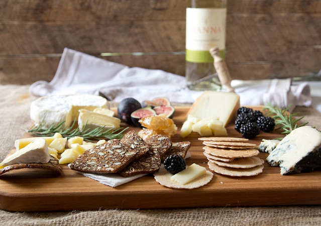 & How To Assemble A Cheese Plate