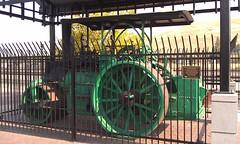 1909 Buffalo Springfield Steamroller- Missoula MT