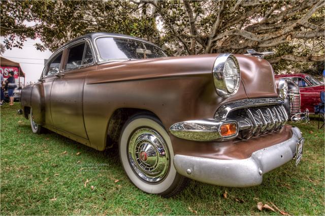 1954 chevy deluxe