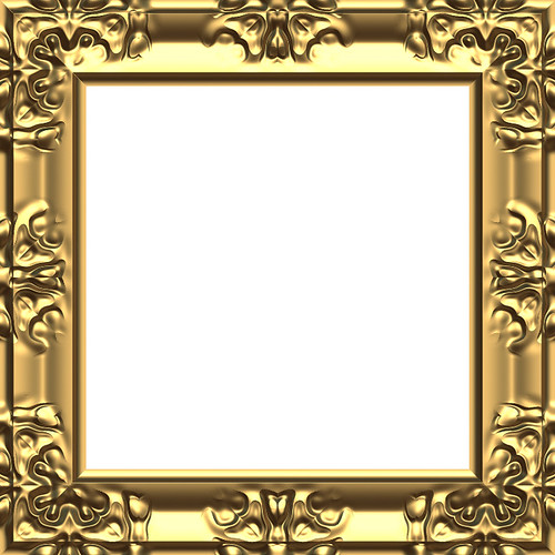 Baroque Frame II | by Filter Forge