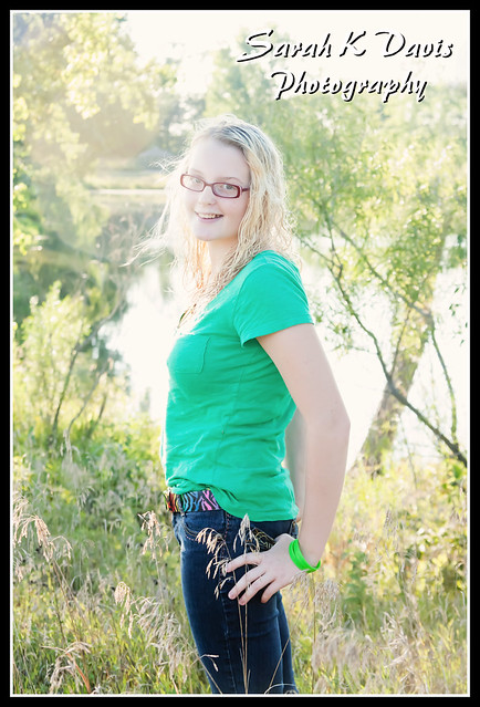 Brittani's Senior Shoot