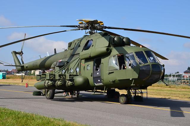 Photo:Mi-17 By:pawel_mackiewicz