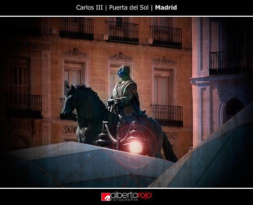 Carlos III | Puerta del Sol | Madrid by alrojo09
