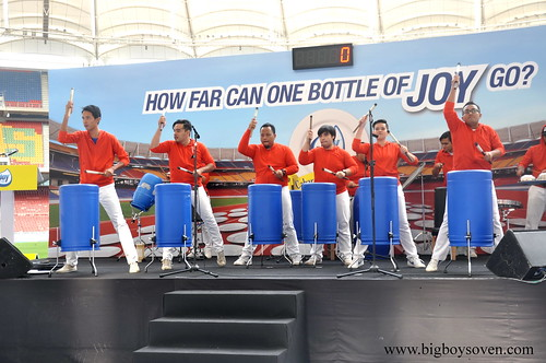 the Guinness World Record with JOY dishwashing liquuid 14
