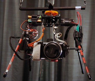 New Gyro Stabilised KAP Rig Front