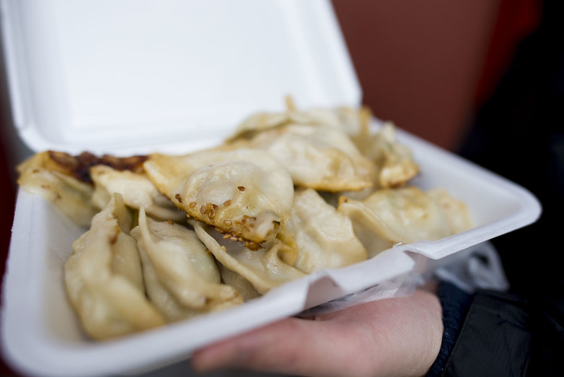 Prosperity dumpling NYC - cheap eats