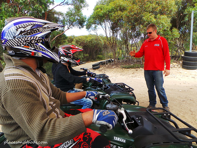 Kangaroo Island Outdoor Action briefing