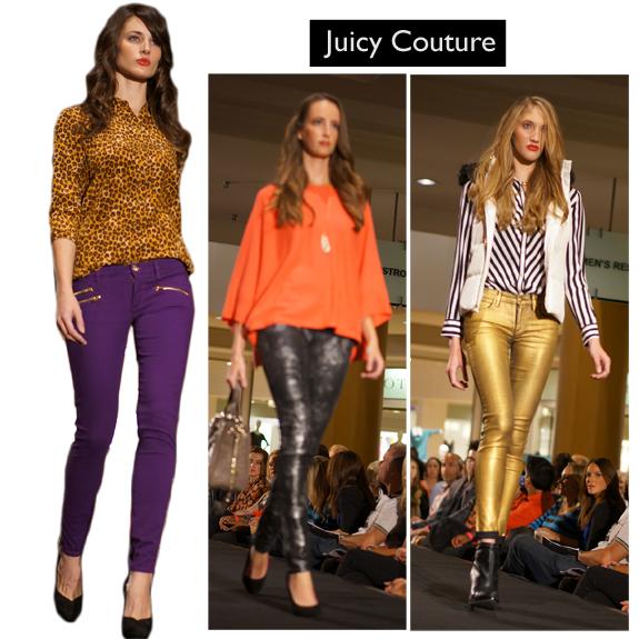 Saint Louis Fashion Week, Indulge at Plaza Frontenac, Juicy Couture c