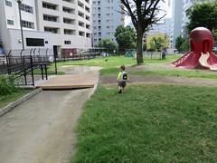 タコ公園にて 2013/9