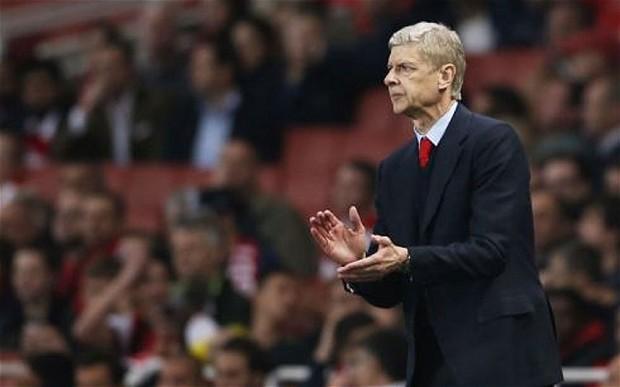 Arsen Wenger leaves Arsenal