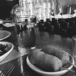 polpo, potato croquettes