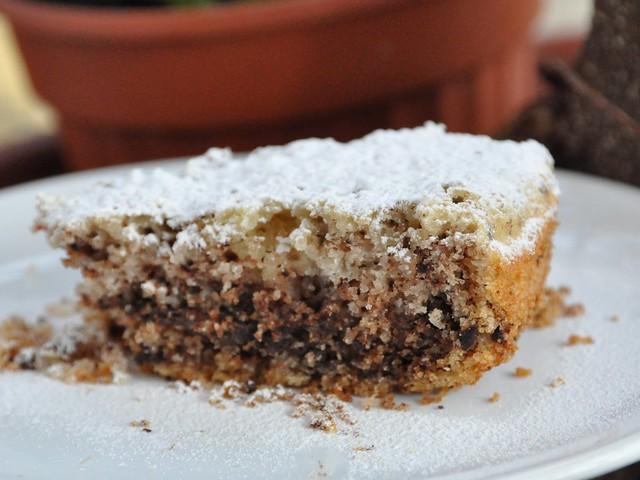 Torta Ricotta e Cioccolato - Ricetta Bimby